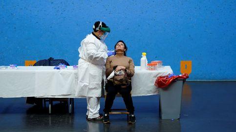 Sanidad notifica 7.960 nuevos casos de covid-19 y la incidencia baja hasta los 202,20 puntos