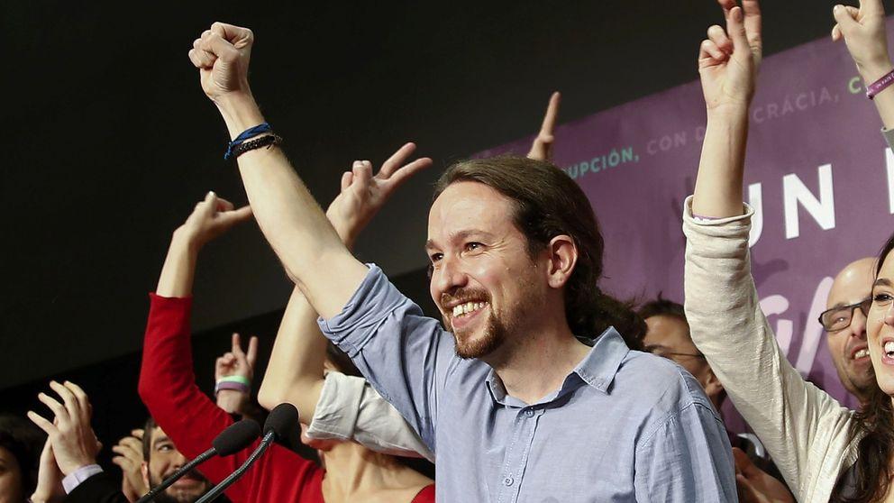Las cinco frases de los discursos de Rajoy, Iglesias, Sánchez, Rivera y Garzón