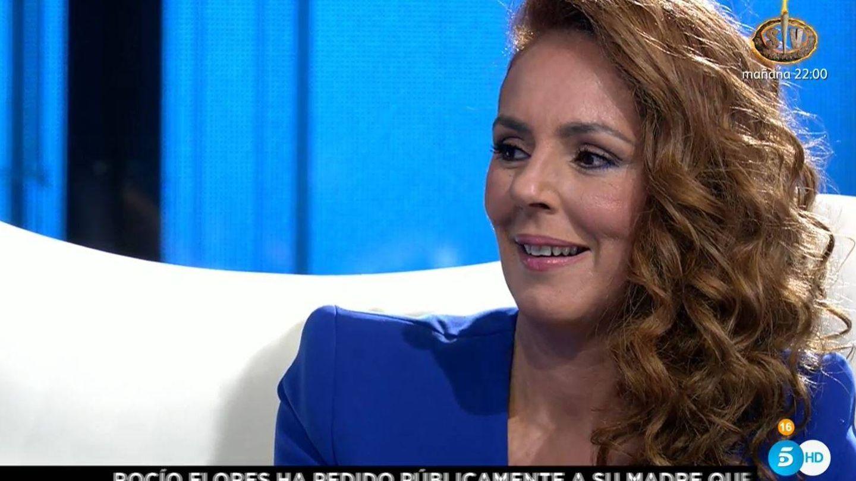 Rocío Carrasco. (Movistar)