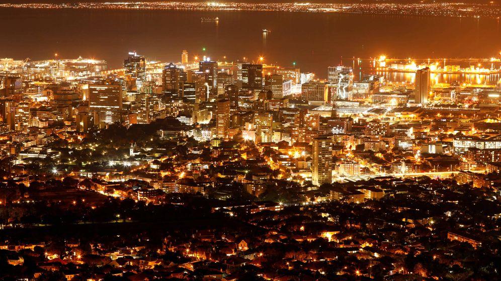 Foto: Ciudad del Cabo. (Reuters)