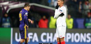 Post de El Sevilla le debe al Liverpool no haber sufrido para meterse en octavos