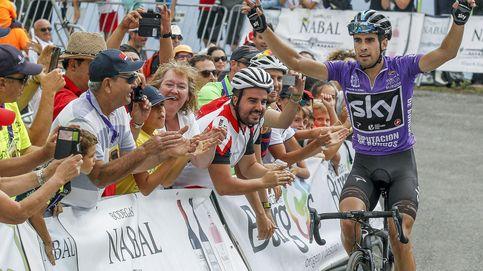 Mikel Landa se queda sin triplete, pero triunfa en la Vuelta a Burgos