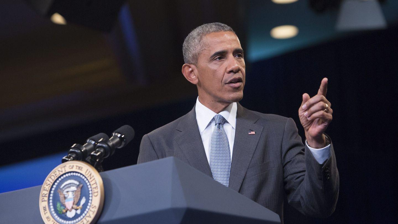 El expresidente de los Estados Unidos, en una imagen de archivo. (EFE)