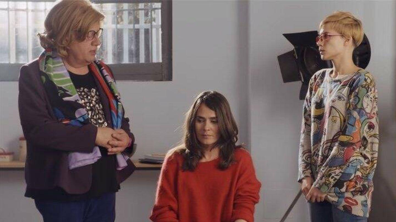 Anna Allen, en 'Paquita Salas'. (Netflix)
