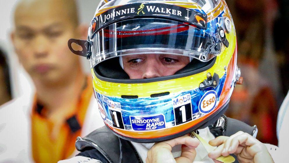 Alonso, orgulloso: ¡Del '67' (22+45 de penalización) al 7! Nos gusta remontar