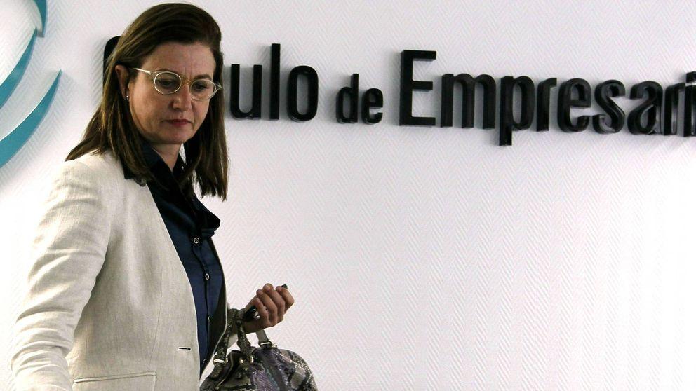 Mónica Oriol deja el Círculo de Empresarios tras su última y 'embarazosa' polémica