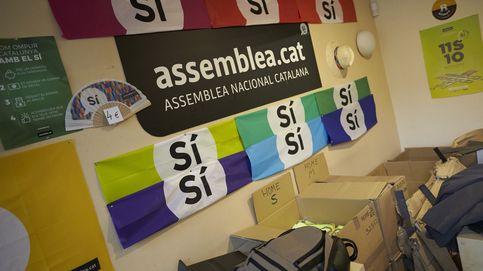 La Guardia Civil registra por orden de Llarena sedes de ANC, Òmnium y CTTI