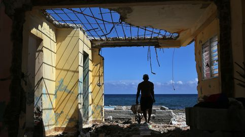 El rastro de Irma en Cuba