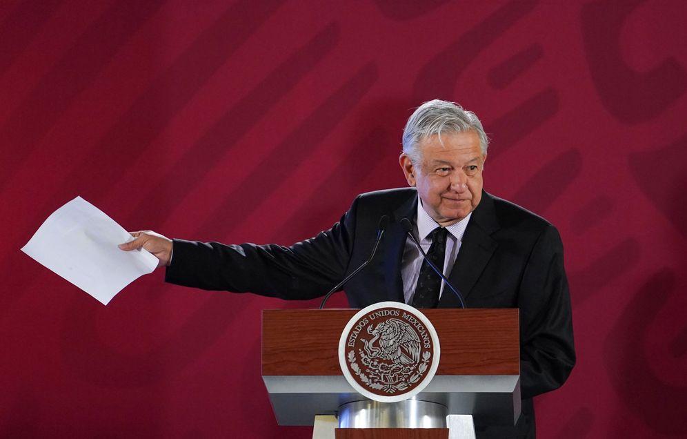 Foto: El presidente de México, Andrés Manuel López Obrador (AMLO), el pasado 15 de enero en Ciudad de México. (Reuters)
