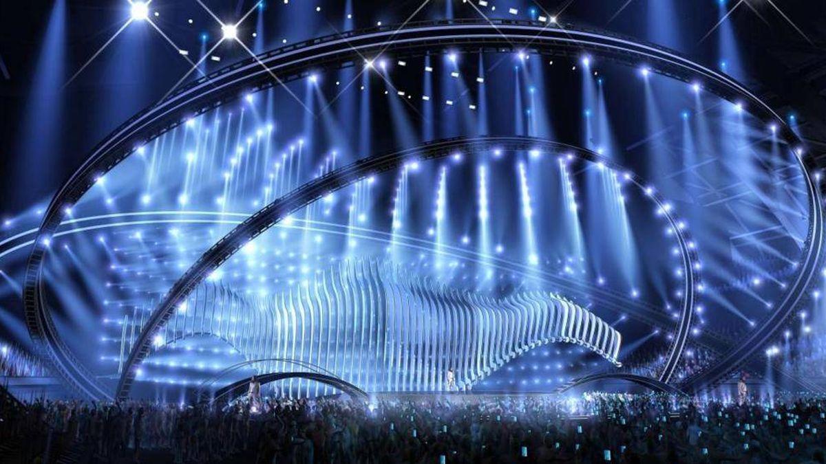 прожектор светодиодный для освещения сцены
