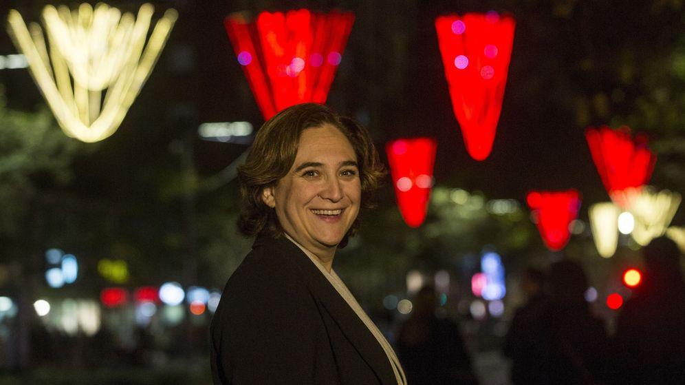 Foto: Ada Colau, alcaldesa de Barcelona. (EFE)