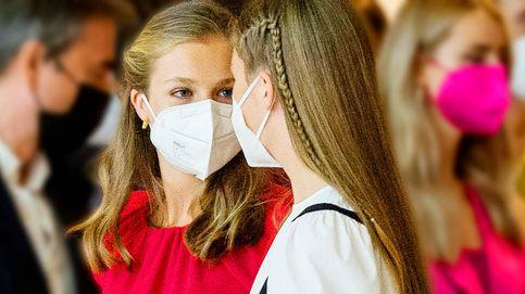 Leonor y Sofía, influencers de belleza para la prensa internacional