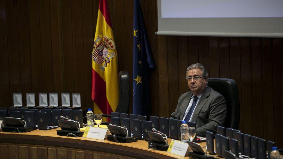 Interior blinda las instalaciones eléctricas de Cataluña para impedir sabotajes por el 1-O