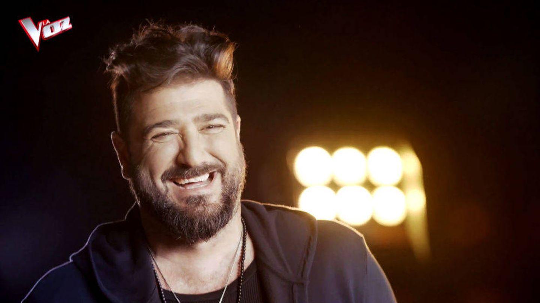 Antonio Orozco, coach de 'La Voz'. (Antena 3)