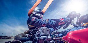 Post de El nuevo Carlos Sainz: del pollo a la plancha al chuletón de carne roja