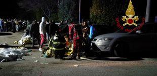 Post de Seis muertos y más de 100 heridos tras una estampida en un concierto en Italia