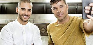 Post de La verdad detrás del vídeo erótico entre Maluma y Ricky Martin