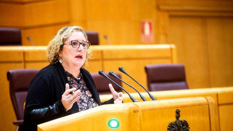 Una exsenadora de Podemos denuncia al juez que el partido infló su donación