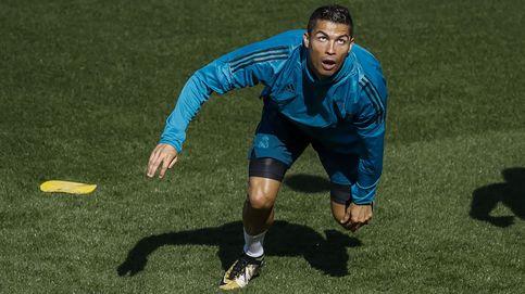 El Madrid prepara el partido ante el Apoel