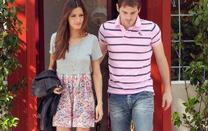 Los dos deseos de Iker Casillas: pasar desapercibido y llevar a sus hijos al 'cole'