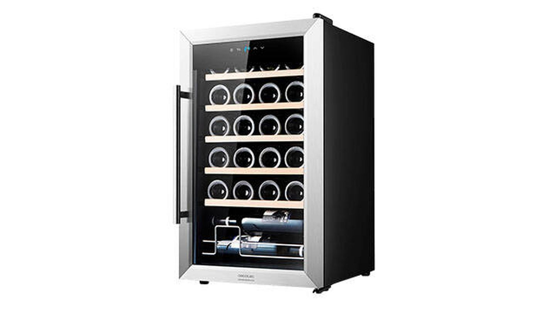 Vinoteca GrandSommelier 24000 Inox Compressor