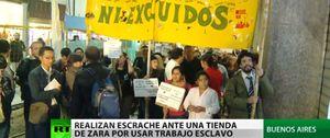 Foto: Una ONG cercana al Papa convoca escraches contra Zara en Argentina por trabajo esclavo