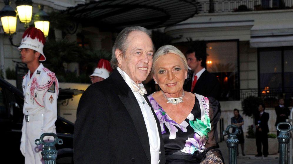 Foto: Enrique de Orleans junto a su segunda mujer. (EFE)