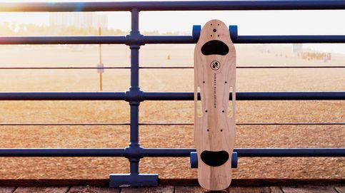 Skateboard Zboard 2: regreso al futuro