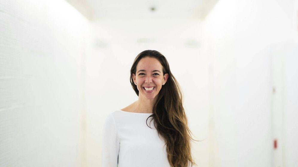 Foto: Carlota Pi es la cofundadora de Holaluz. Foto: EFE/Alejandro Garcia.