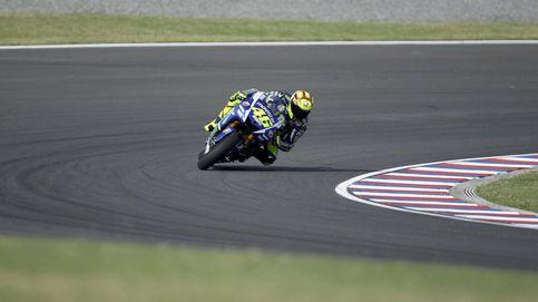 Márquez se la jugó ante el peor rival posible: el maestro Rossi