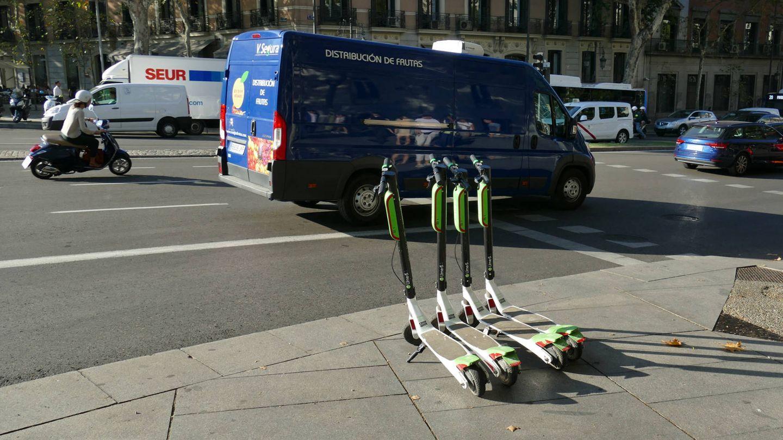 La nueva movilidad en las ciudades ha contribuido aumentar la siniestralidad.