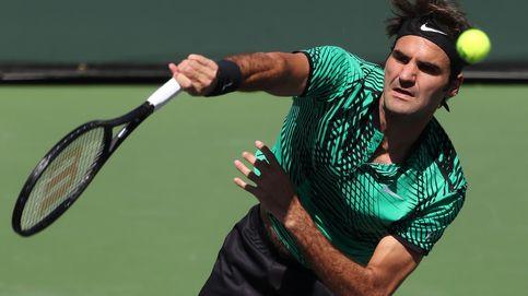 Federer se impone en la final de Indian Wells a Wawrinka