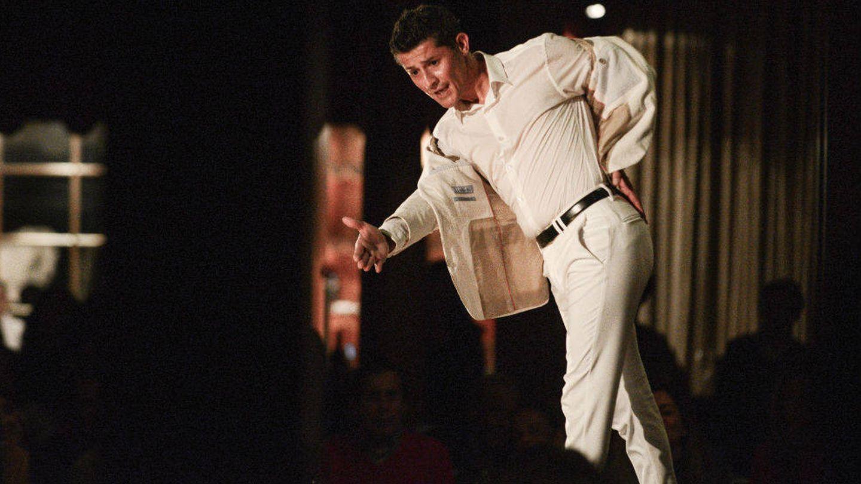 Rafael Campallo en el Teatro Real. (Juanlu Vela)