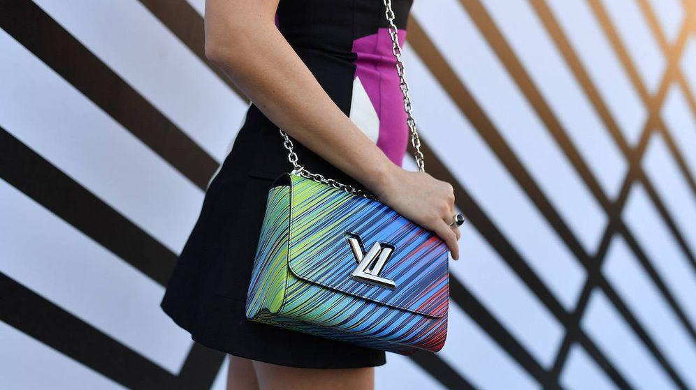Foto: Louis Vuitton, una marca de puro lujo (Getty)