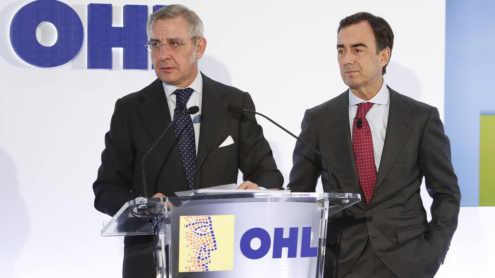 OHL eleva a 550 personas el ERE y prevé multiplicar por 5 su ebitda en dos años