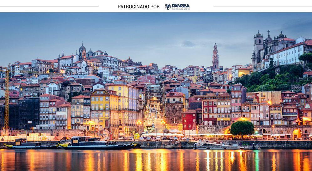 Foto: Una preciosa imagen de Oporto, en Portugal (iStock)
