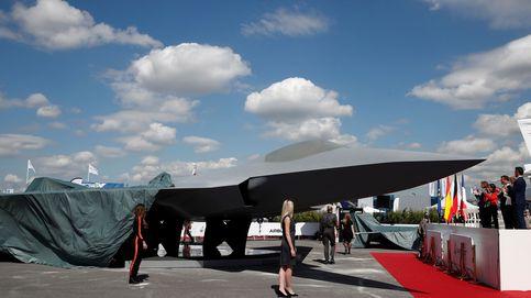 Este caza futurista es el mayor secreto militar europeo (y español) contra el F-35