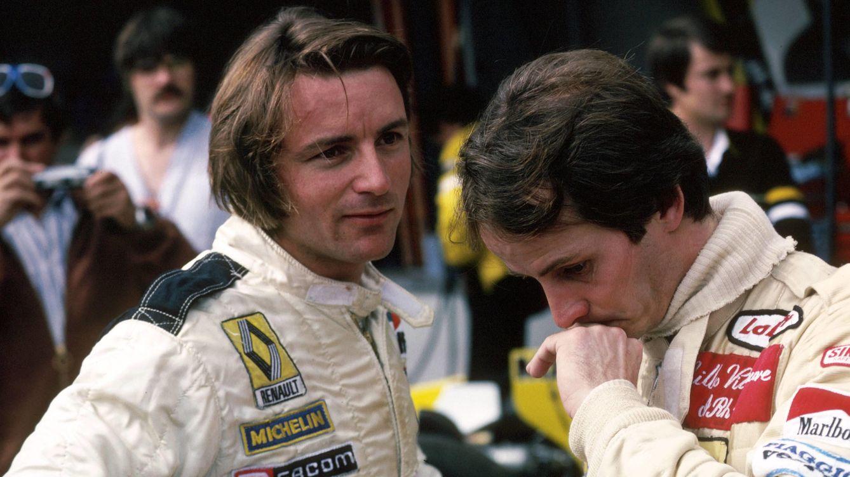 René Arnoux, 'el segundón volador' que pudo y no quiso ser campeón del mundo