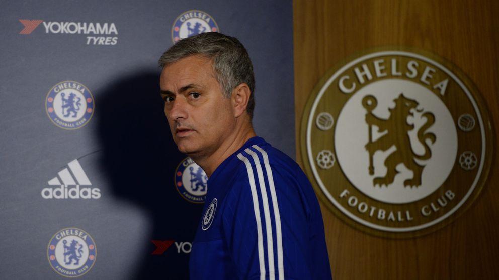 Abramovich se carga a Mourinho tras situar al Chelsea al borde del descenso