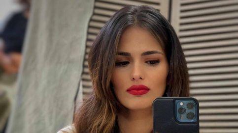 El último cambio de look de Sara Sálamo: corte de pelo drástico y colores otoñales