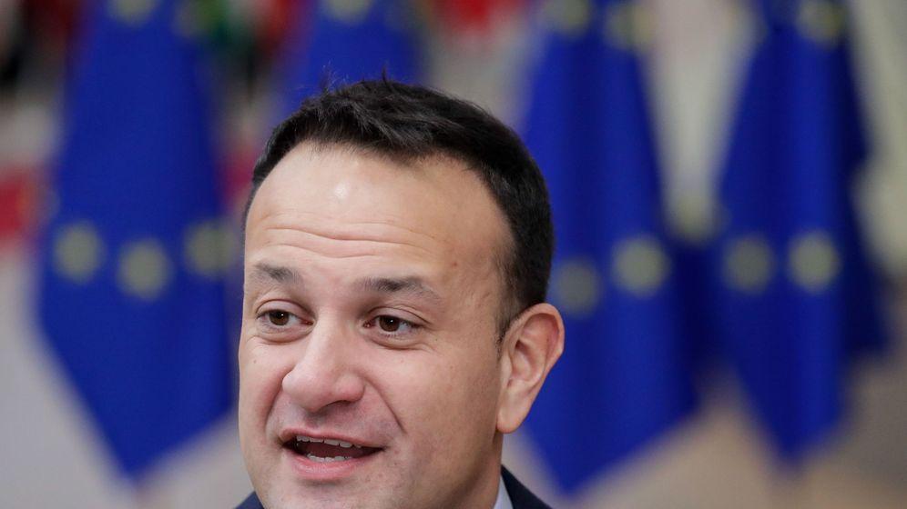 Foto: Leo Varadkar, primer ministro irlandés. (Reuters)