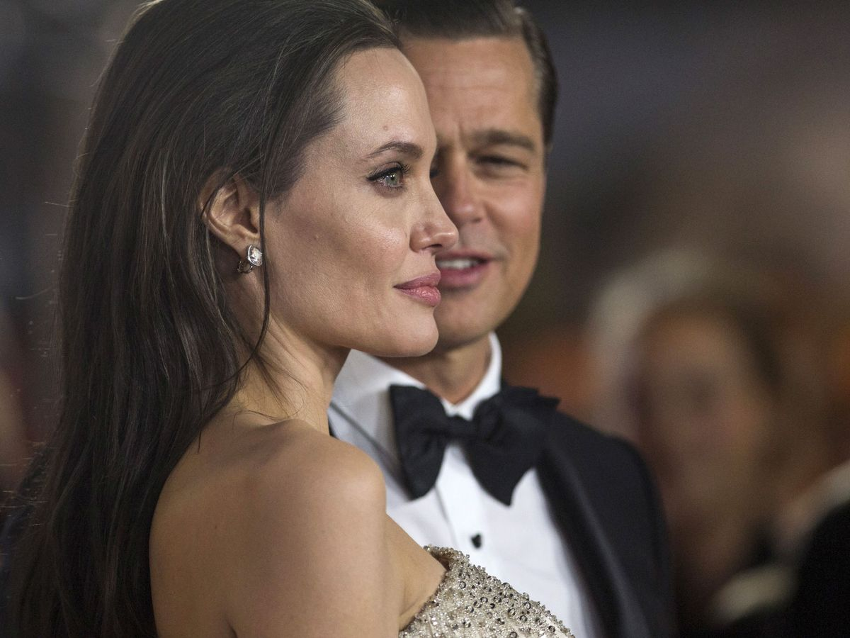 Foto: Angelina Jolie y Brad Pitt, en 2015. (Reuters)