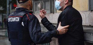 Post de Condenado el Gobierno vasco por no proteger a los agentes de la Ertzaintza