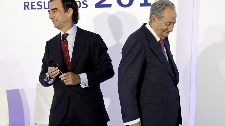 Juan Miguel Villar Mir cede a su hijo la presidencia del grupo tras 34 años en el cargo