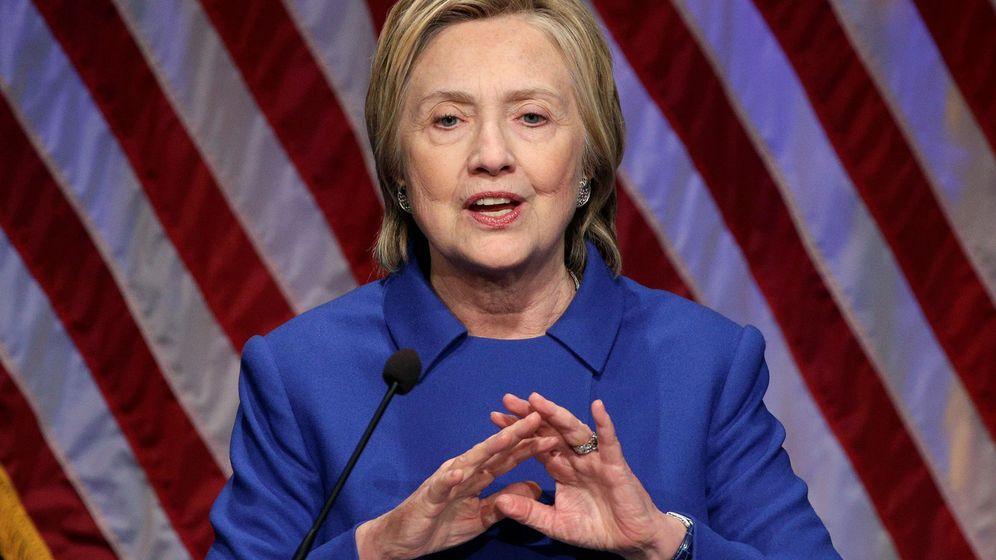 Foto: La dirigente demócrata Hillary Clinton. (Reuters)