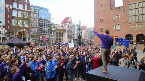 El partido de los erasmus que quiso llamarse Vox y propone unos EEUU de Europa