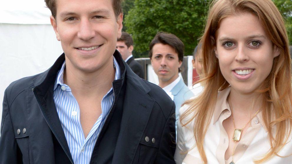 Dave Clark, el ex de Beatriz de York, se casa