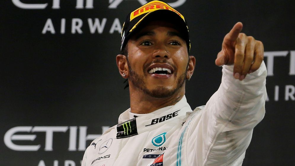 Foto: Lewis Hamilton tiene por primera vez a su carrera a Ferrari como posible alternativa a Mercedes. (Reuters)