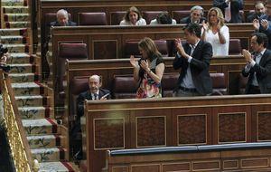 Travesía en el desierto: el PSOE suma 15 bajas en plena desbandada de diputados