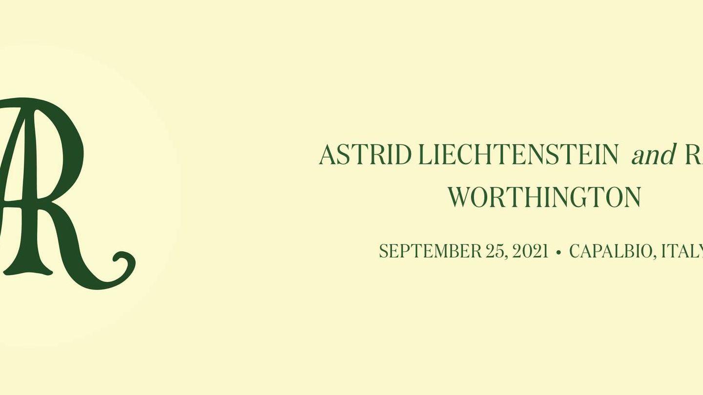 Boda de la princesa Marie Astrid de Liechtenstein.